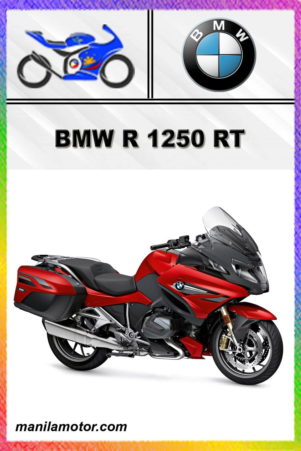 Bmw R 1250 Rt Price In In 2020 Bmw Kasama Motorcycle