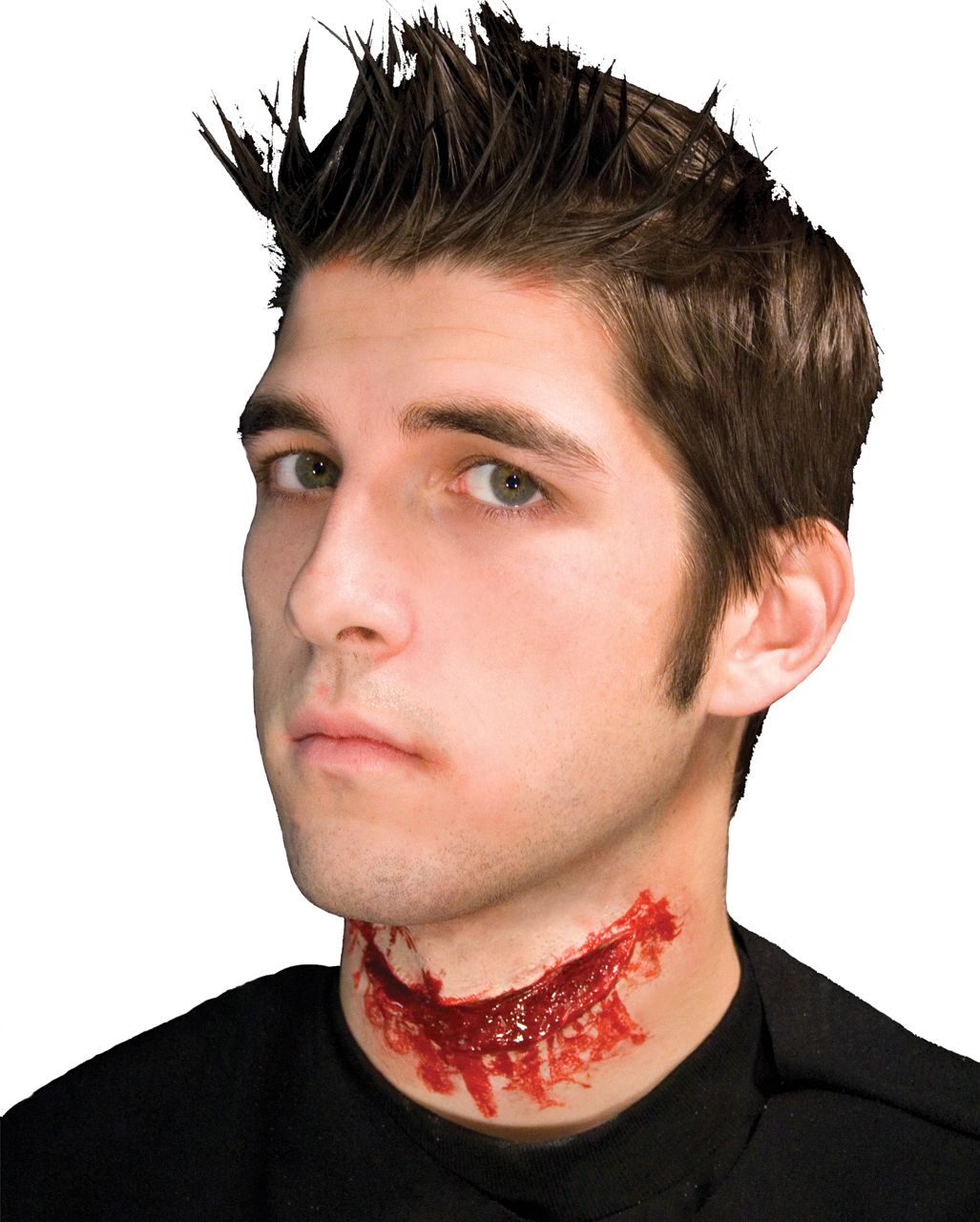 Large Stitched Wounds Latex Zombie Horror Makeup Special FX Costume accessory