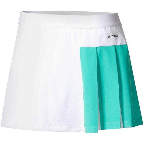 Tv7vv Adidas By Stella Mccartney Pleated Performance Tennis Skirt White Black Tennis Skirt Stella Mccartney Adidas Tennis Skirt Outfit