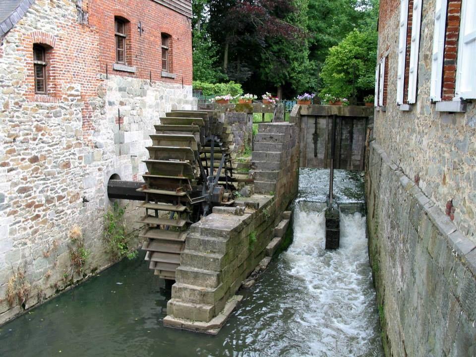 Molinos de agua/Watermills
