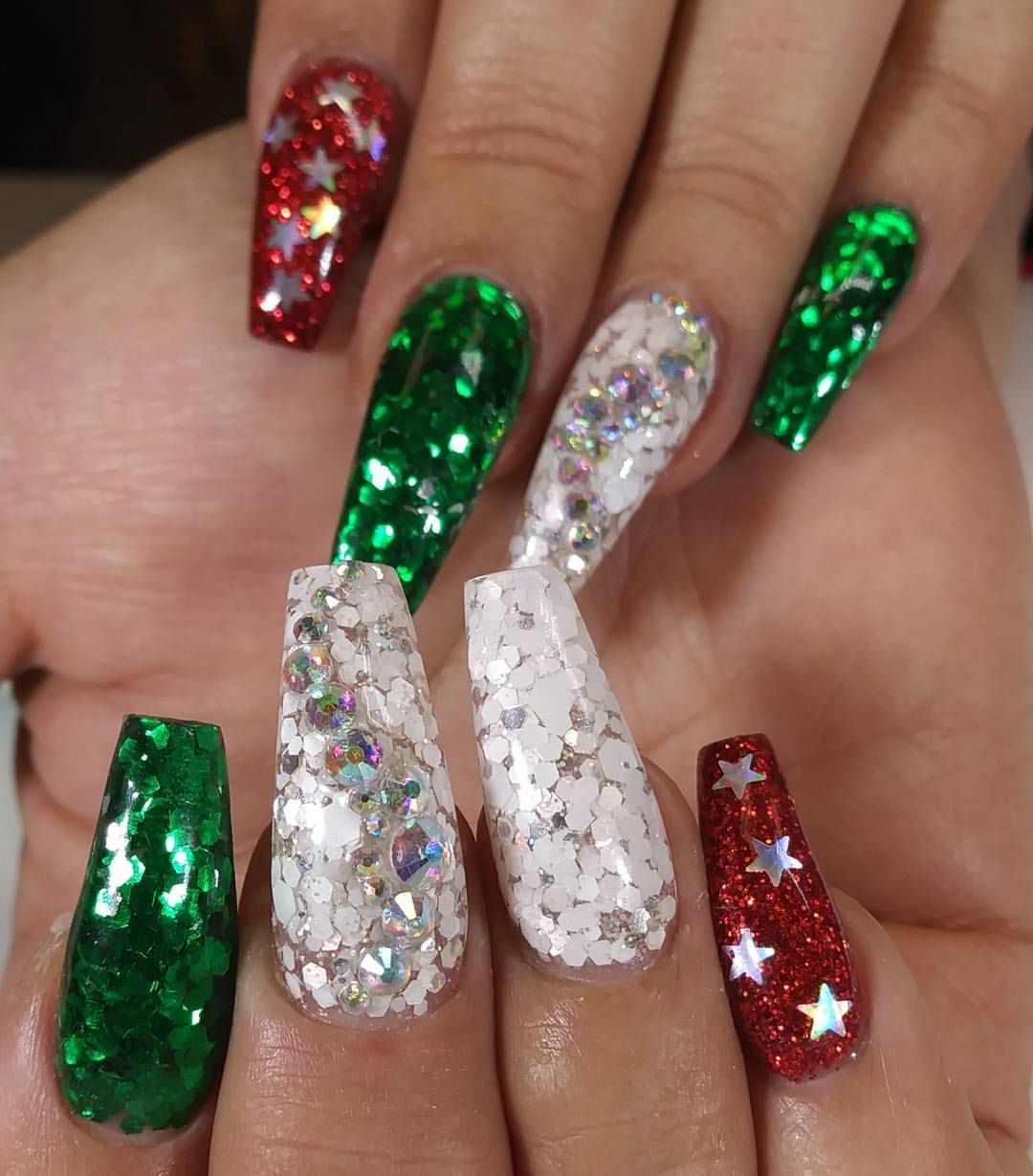 But not so long... short and squared | Nails | Pinterest ...