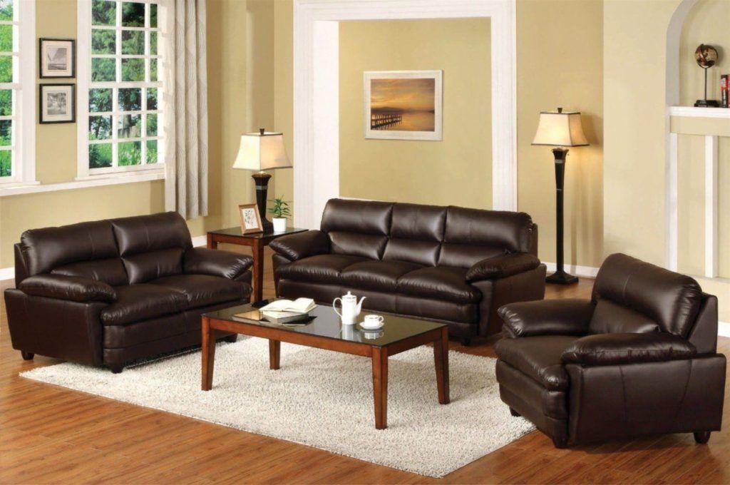 Кожаная мебель для гостиной фото
