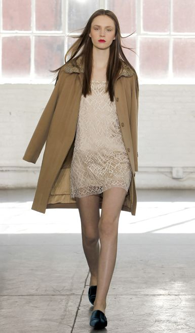 another great look from Jenni Kayne's Fall 2011 collection