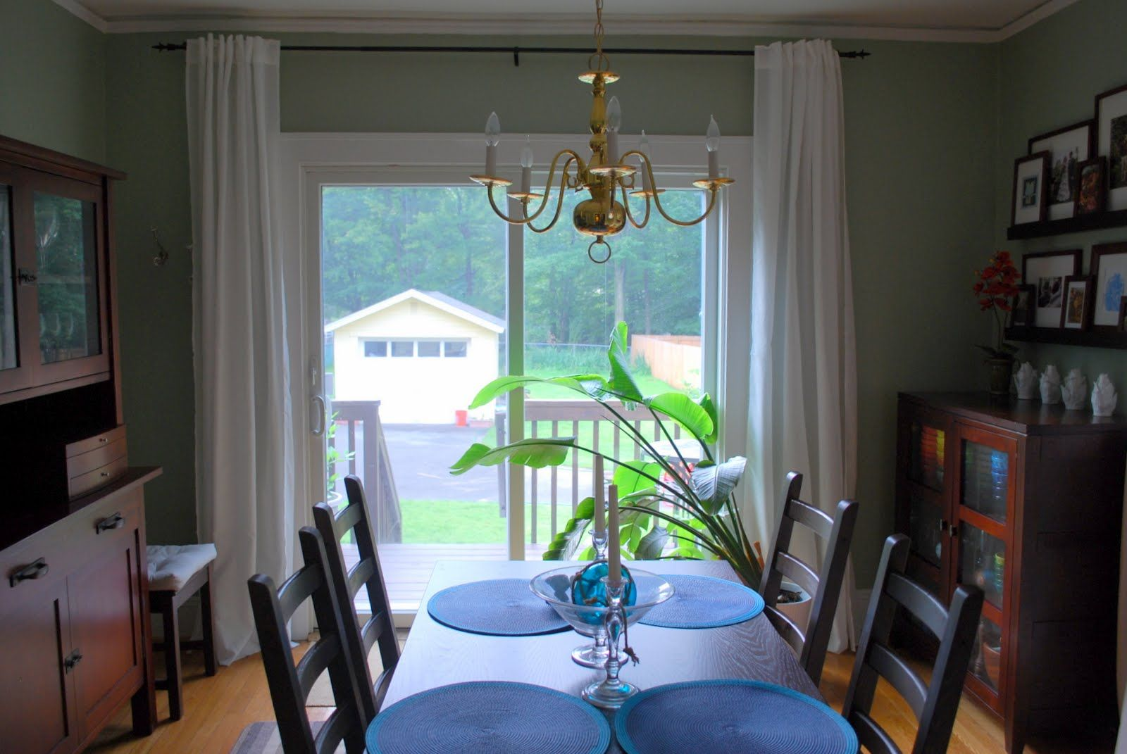 Bust Of Tips How To Select The Window Treatment For Sliding Glass Door Curtains KitchenDining Room