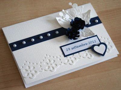 Partecipazioni Matrimonio Scrapbooking.Tutto Quanto Fa Scrap Idee Per Biglietti Di Compleanno