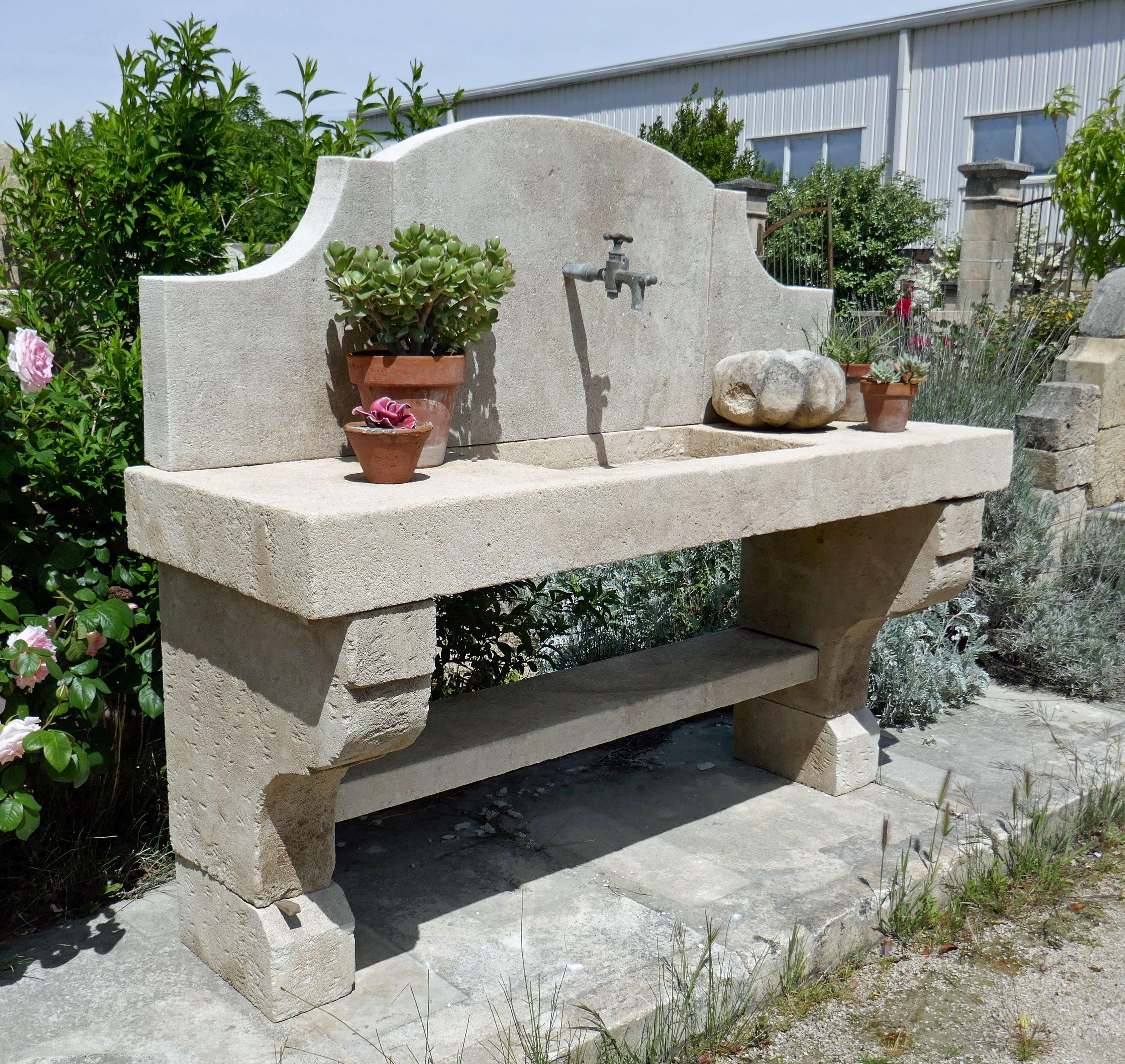Comment Nettoyer Le Marbre Exterieur image Évier de jardin de nelia du tableau dreamweaver
