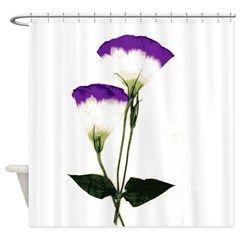 Purple Elegance shower curtain by khoncepts.com
