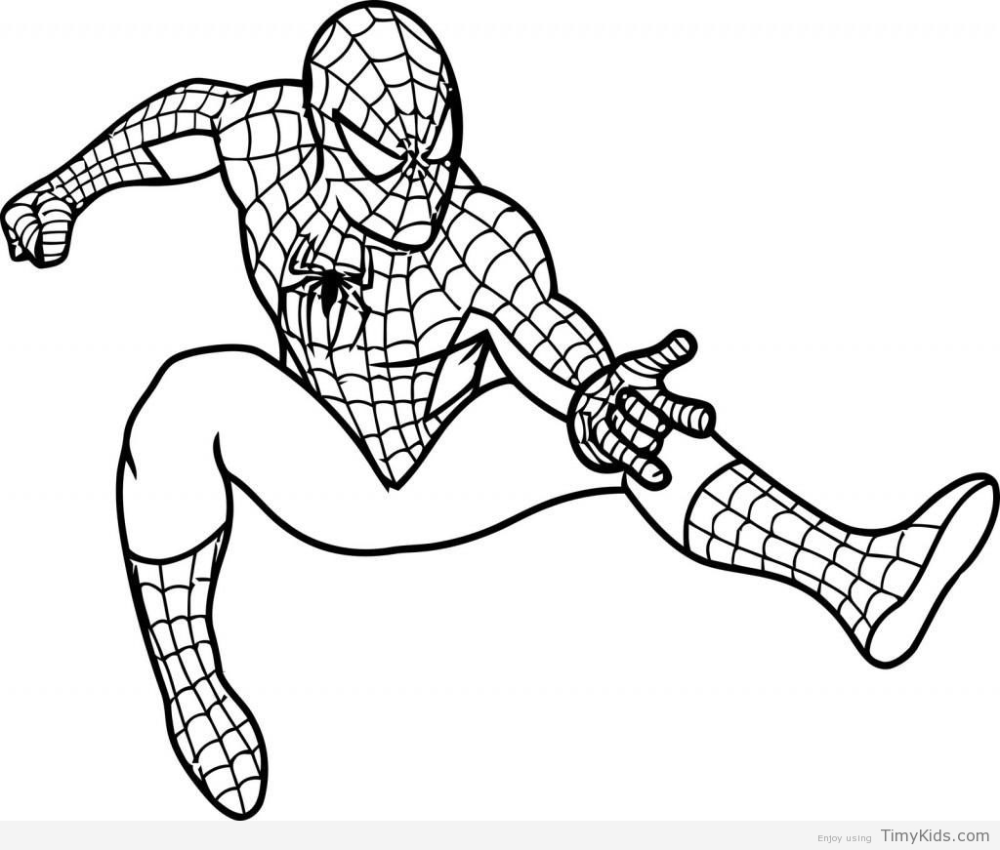 Colouring Spiderman Pdf Google Search Avengers Coloring Pages Spiderman Coloring Coloring Pages For Boys