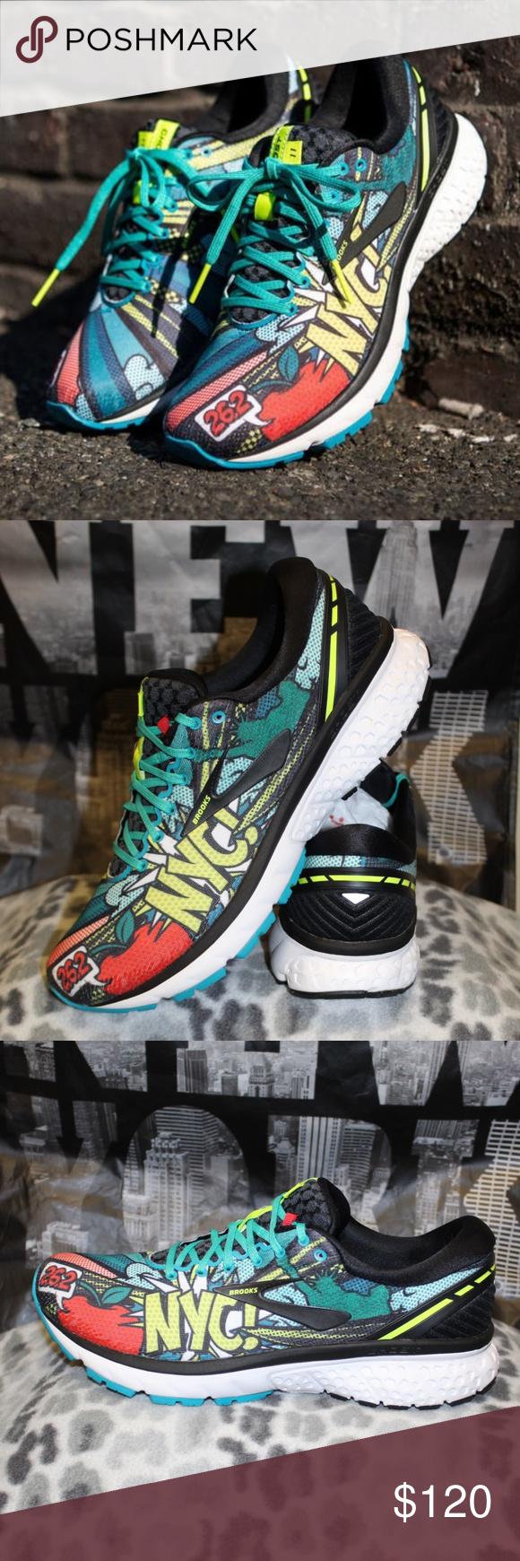 Women 10.5 NYC | Brooks shoes, Brooks