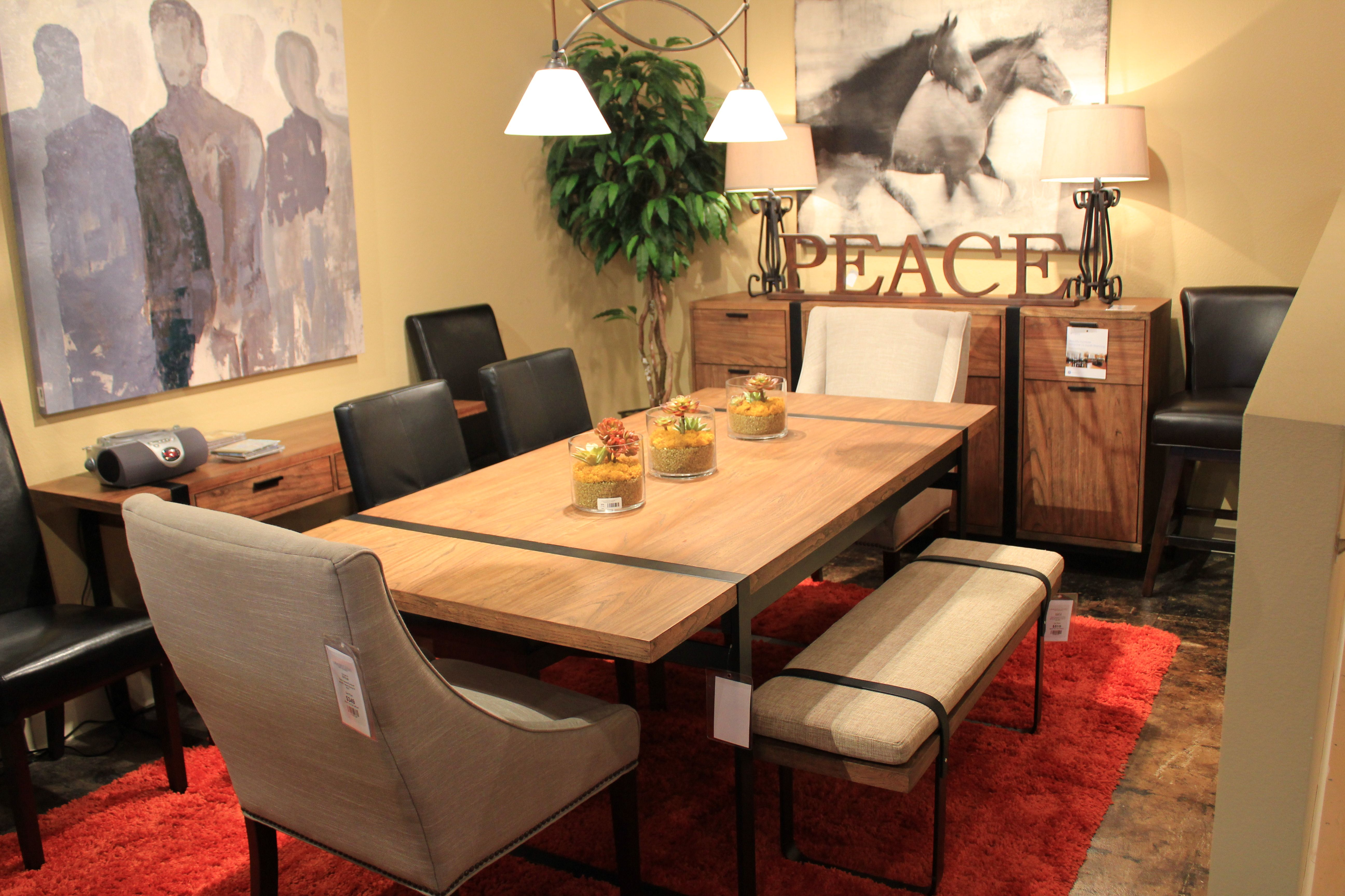 awesome inspirational picnic style dining room table 21 about remodel home decor ideas with. Black Bedroom Furniture Sets. Home Design Ideas