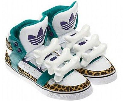 new styles d92e3 16fc6 Jeremy Scott - Adidas Hueso