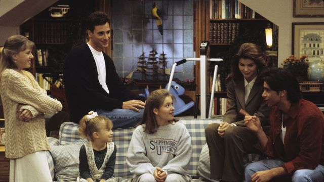 You Got It, Dude: The 'Full House' Quiz | House quiz, Full ...