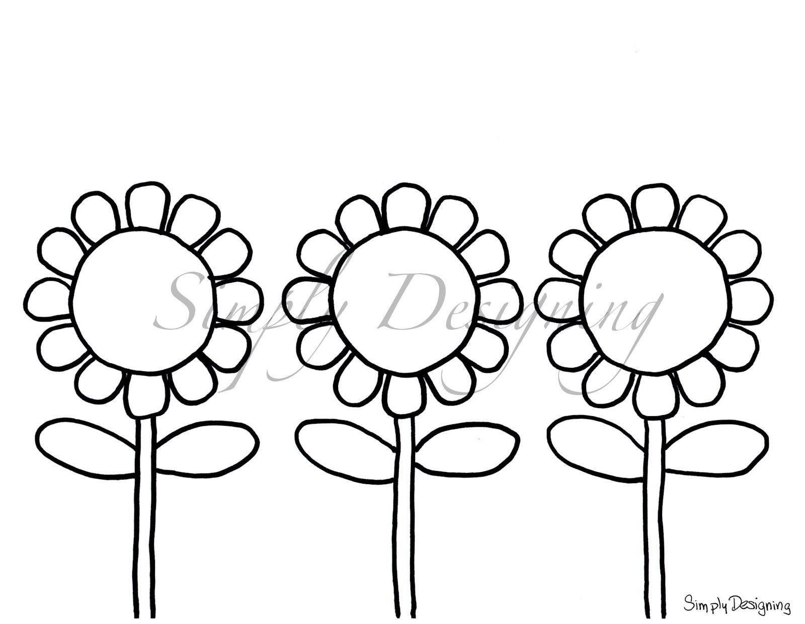 Spelling Word Flowers Free Printable Boredom Buster