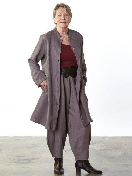 dda47c10834 Heavy Linen Oliver Pant in 2019   Linen Love   Linen pants, Pants ...