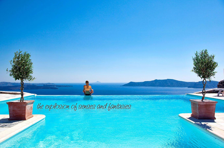 Santorini Hotel Csky Hotel 5 Star Luxury Hotel In Santorini