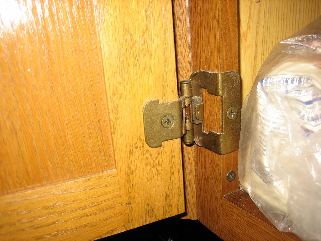Changing Hinges On Kitchen Cabinets Wood Top For Island Replace Cabinet Kitchens Household And House