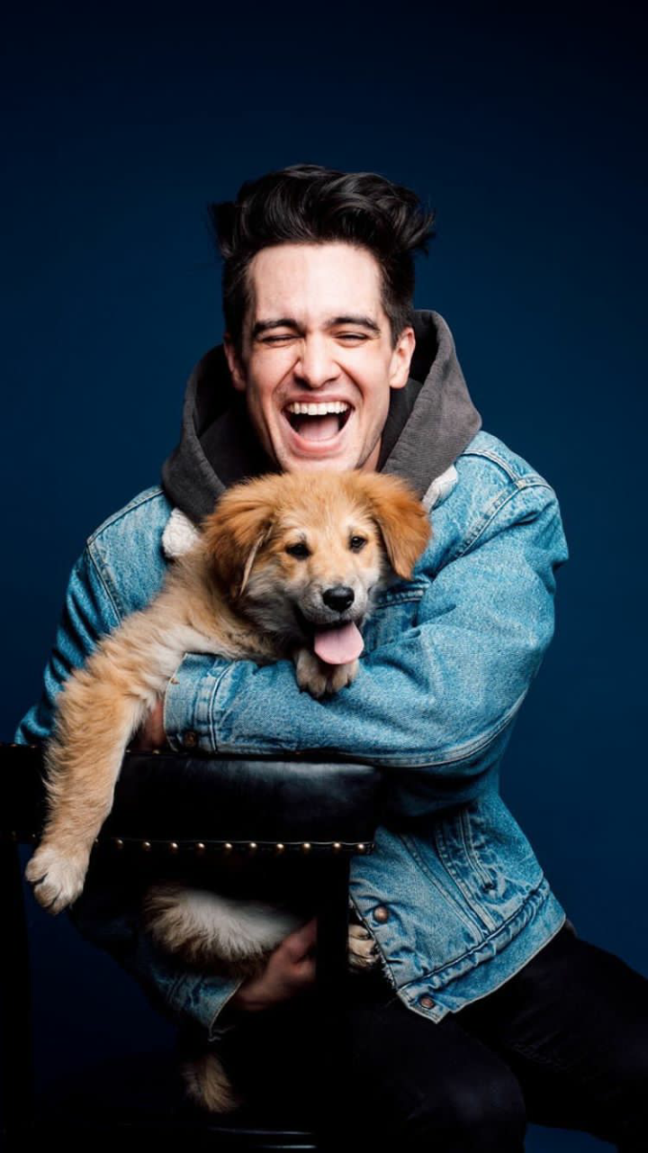 Pin by avery grace 🍯 on hot dang Brendon urie, Marley