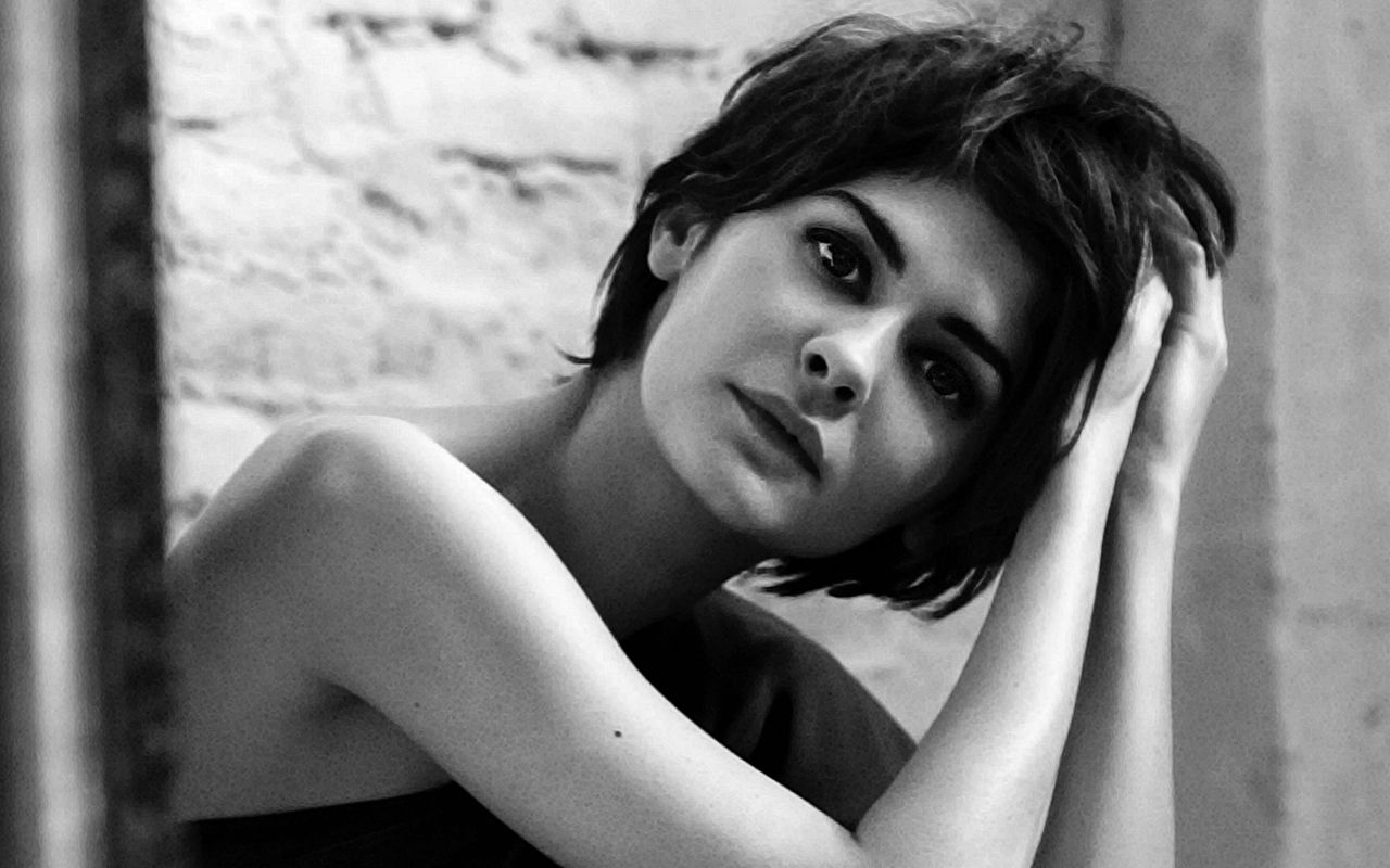 audrey tautou style