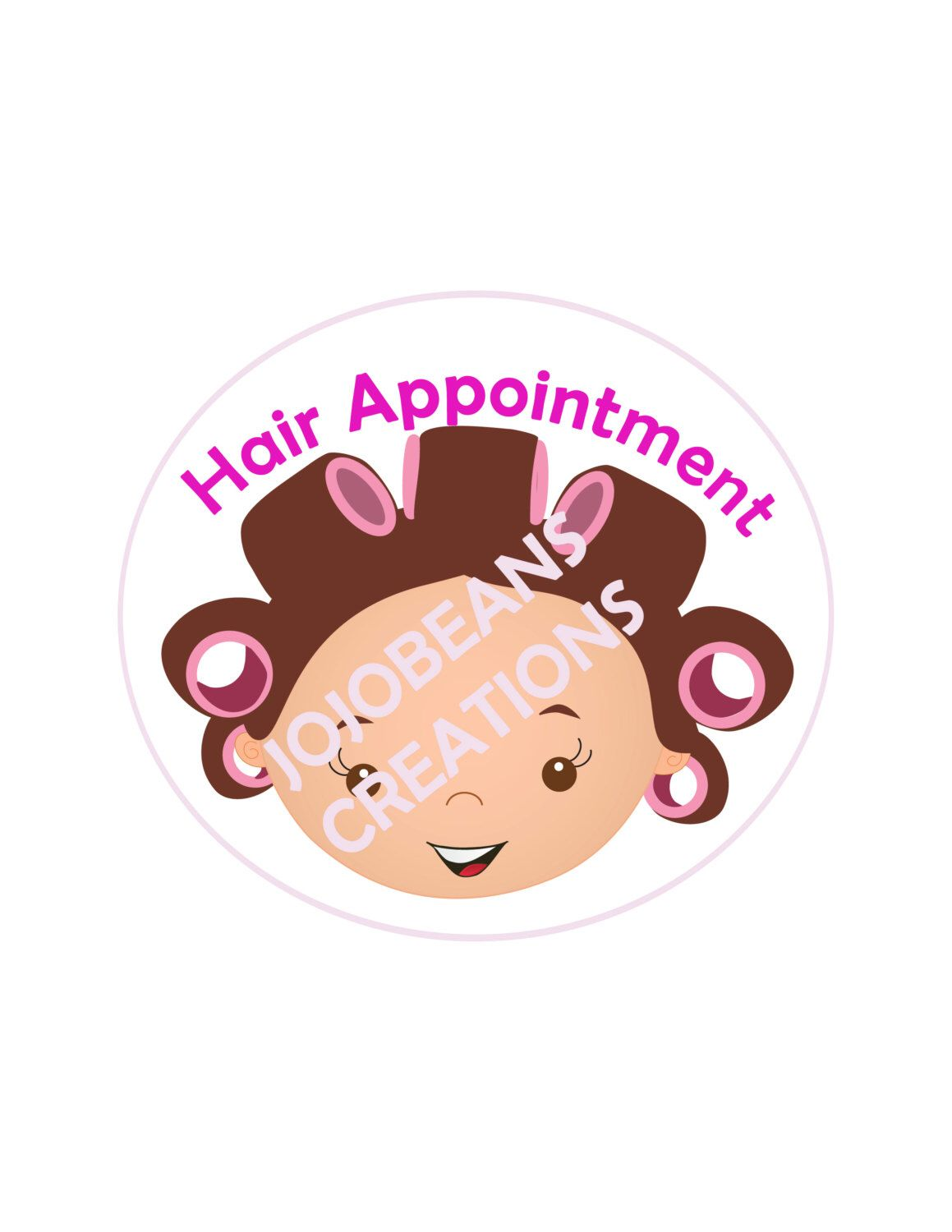 A personal favorite from my Etsy shop https://www.etsy.com/listing/238500596/hair-appointment-stickers