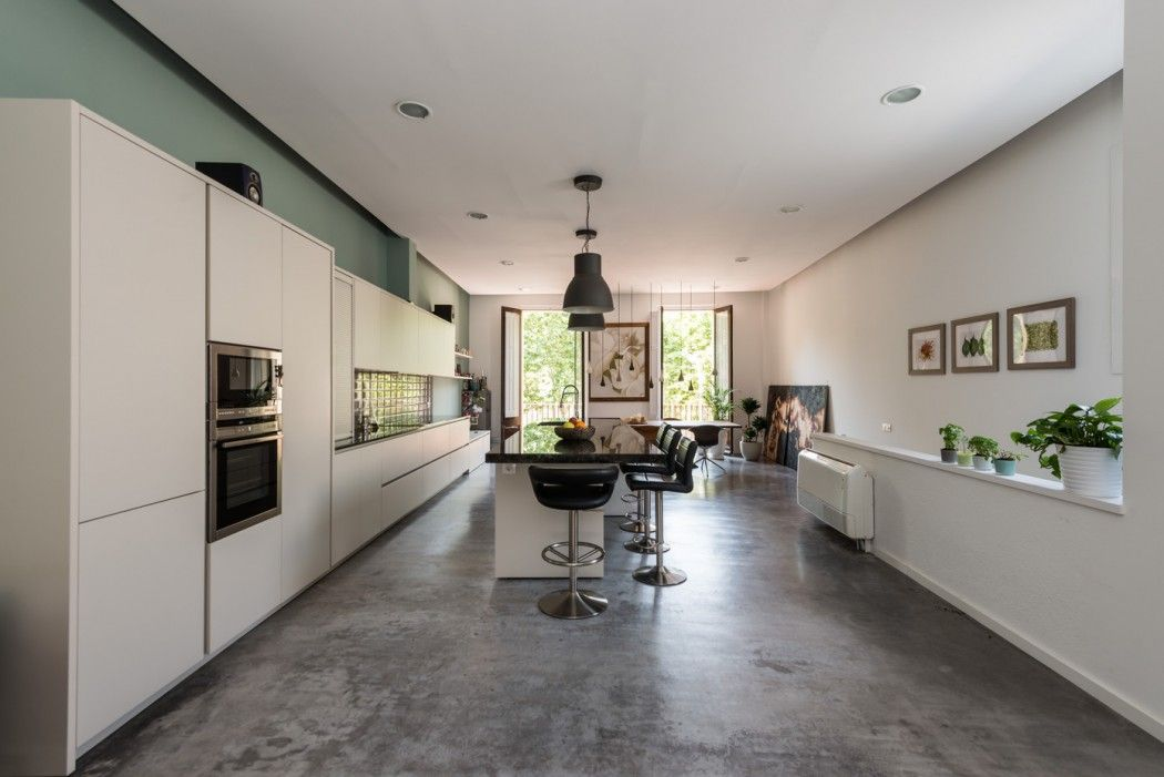 PISO - Industrial Loft by Standal