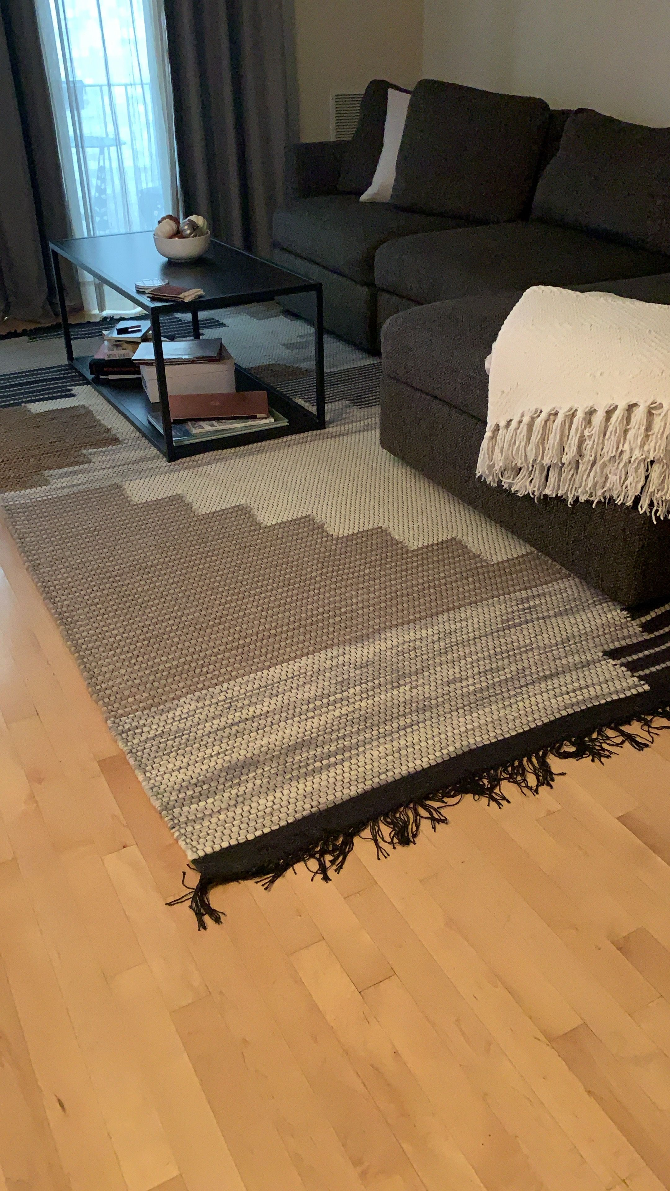 Colca Wool Rug In 2020 Grey Couch Living Room Brown Living Room Decor Brown Living Room