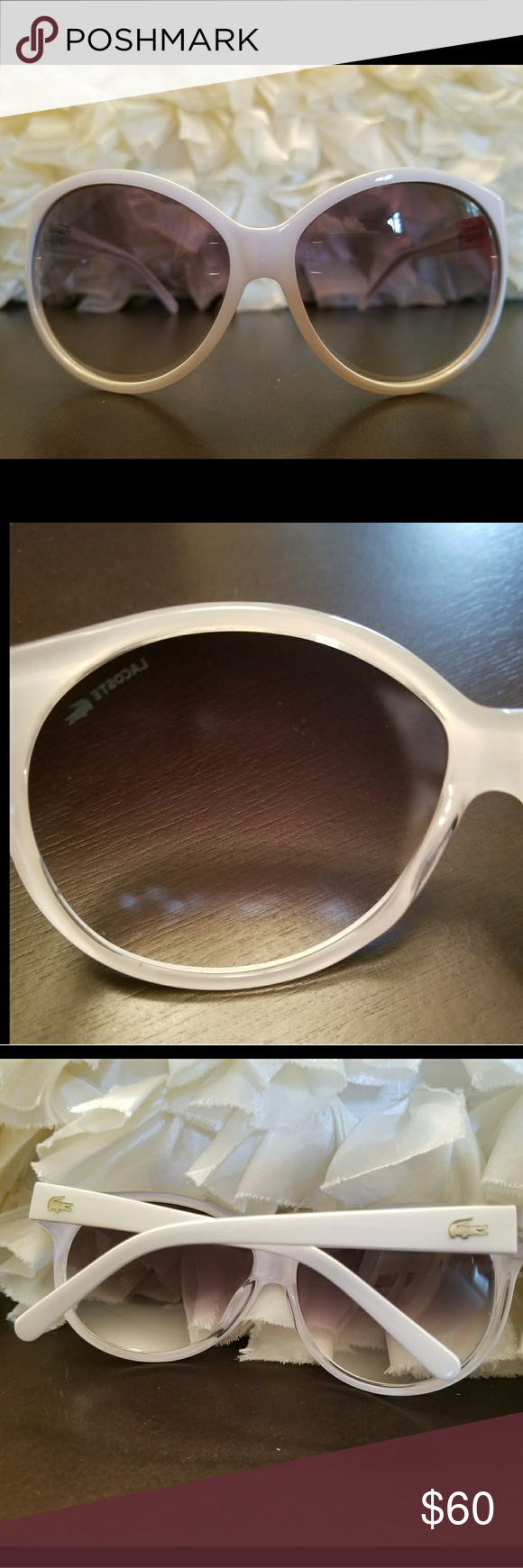 bdbd99f2b8 Authentic Lacoste Shades