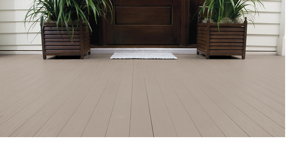 Brownstone Color 3 Wide Tongue And Groove For 3 Season Room Azek Com Has All Types Of Tools To Help Design Your Dream Deck W Deck Design Tool Azek Design