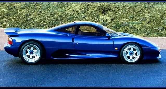 Jaguar XJR-15     SuperCars.net   Jaguar, Super cars ...
