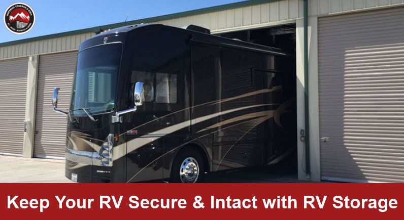 Your Recreationalvehicle Rv Is A Significant Investment In Terms Of Money And Utility If You Are Not Using Your Rv For Long Period Rv Storage Luxury Rv Rv
