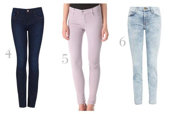 bigchipz.com colored-denim-skinny-jeans-02 #skinnyjeans | Jeans ...