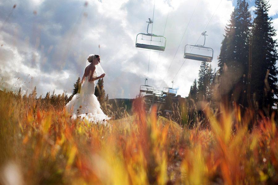 Breckenridge wedding photographers colorado wedding