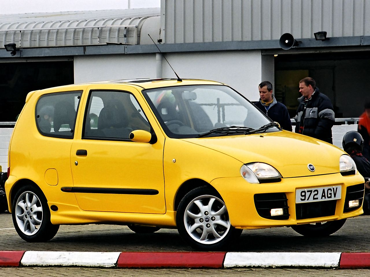Fiat seicento sporting abarth fiat pinterest fiat cars and kei car