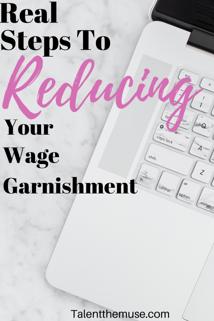 Are you currently being garnished at 25 of your wages? Or