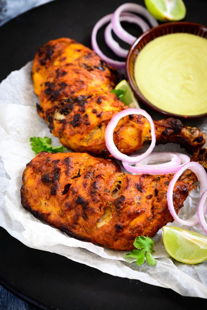 Tandoori chicken in air fryer recipe tandoori chicken dishes food tandoori chicken forumfinder Images