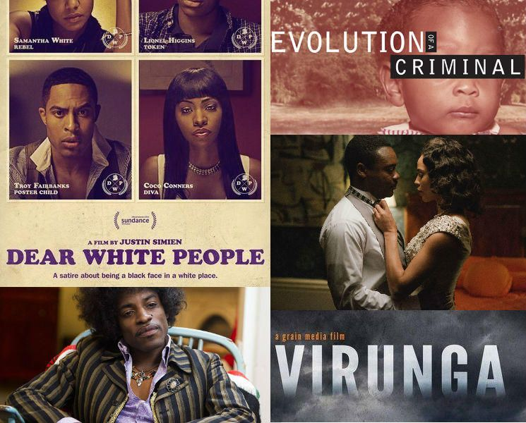 'Selma,' 'Dear White People,' 'Virunga,' 'Evolution of a Criminal' Are 2015 Independent Spirit Awards Nominees