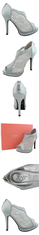 9ed93532660 De Blossom Womens Yael-9 Dress Pumps Shoes