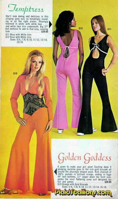 Plaid Stallions : Rambling and Reflections on '70s pop culture: Temptress and the Golden Godess
