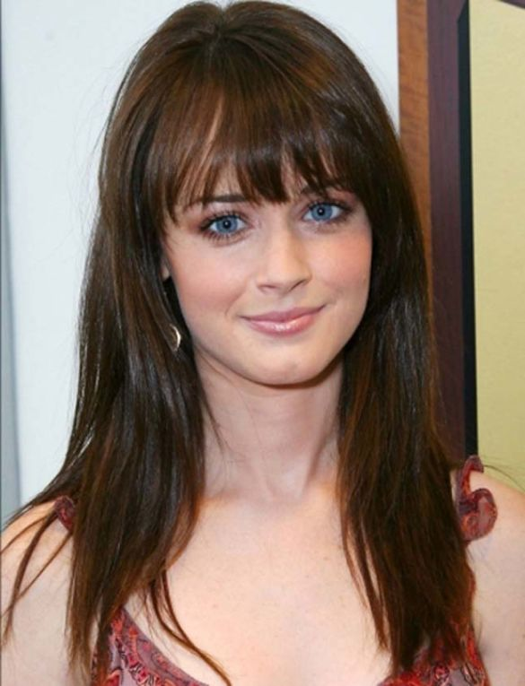 haircuts for thin hair, oval face and long nose - Saferbrowser Yahoo Image Search Results | Oval ...