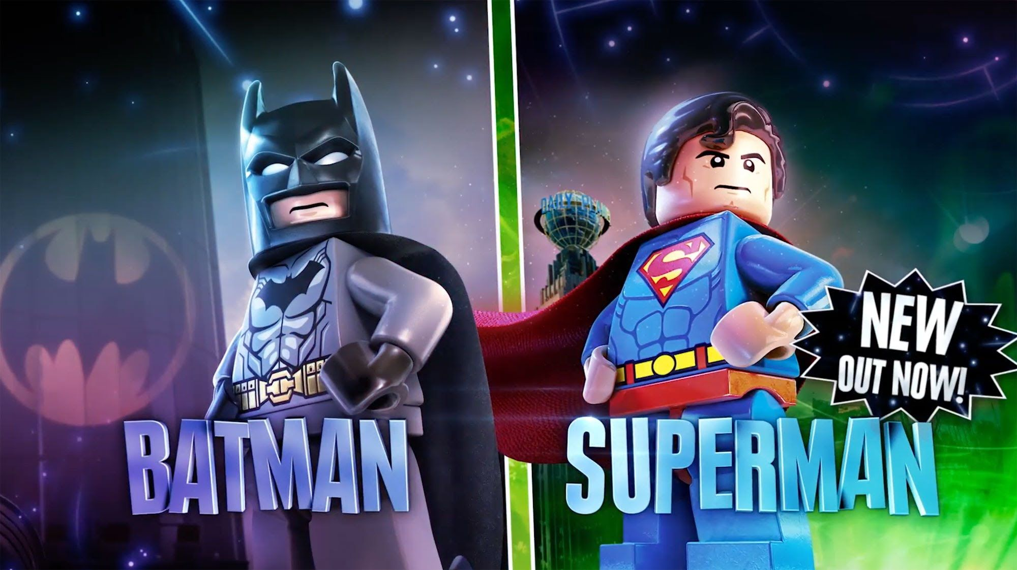 Lego Dimensions Batman V Superman Trailer Hd Ps4 Ps3 Video Game Lego Dimensions Batman Batman V