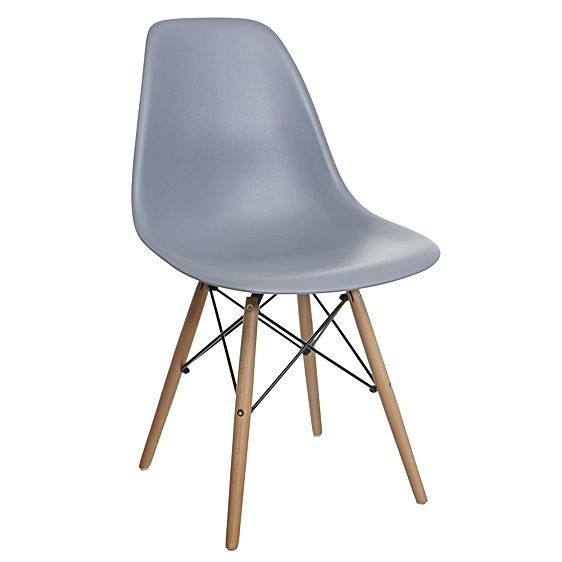 Clean Lines Create A Fresh Look At Your Table With The Replica Eames DSW  Chair From