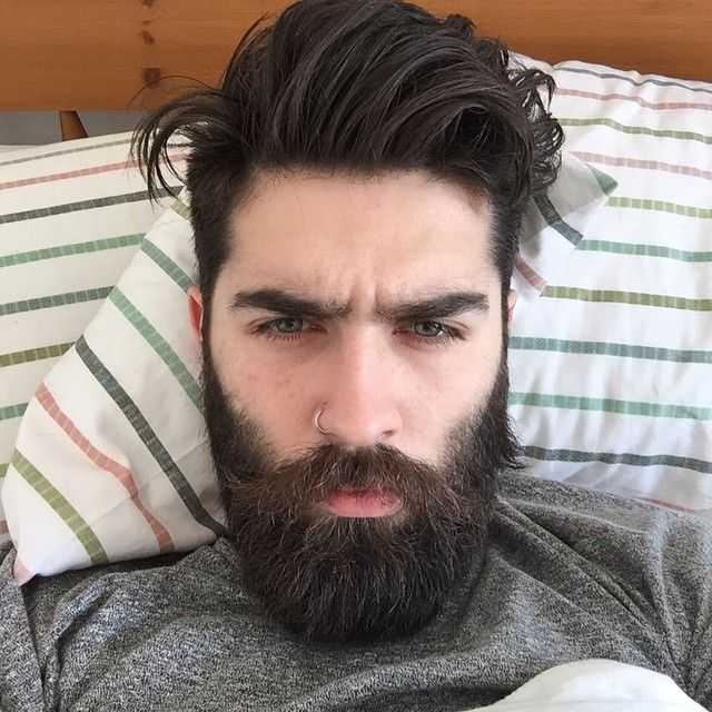 Pin On Ink Addiction & Beards