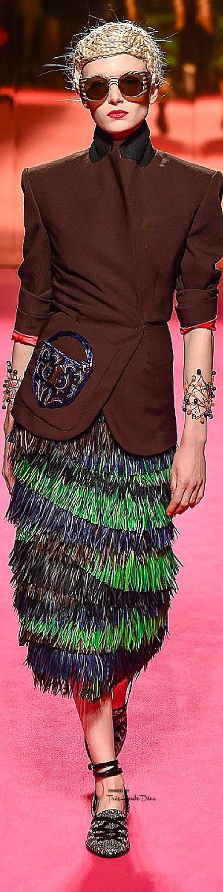 Schiaparelli Haute Couture Spring 2015