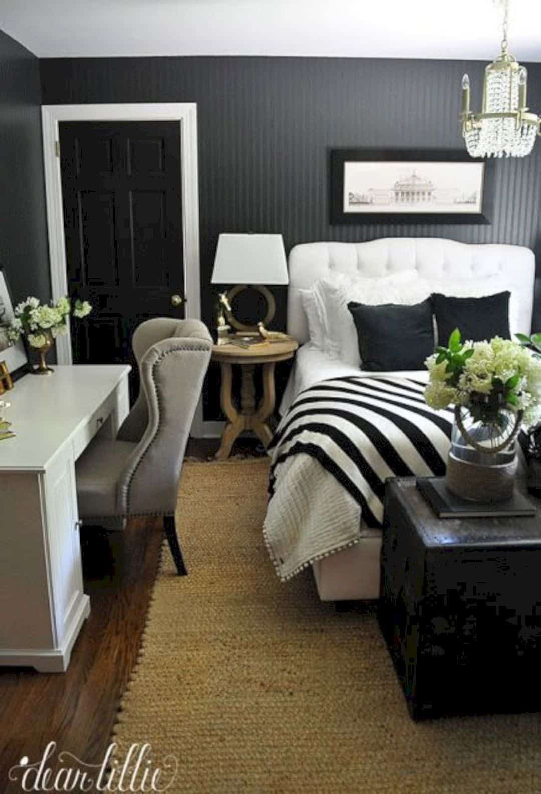 16 Comfort Furniture Placement Ideas | Home office bedroom ...