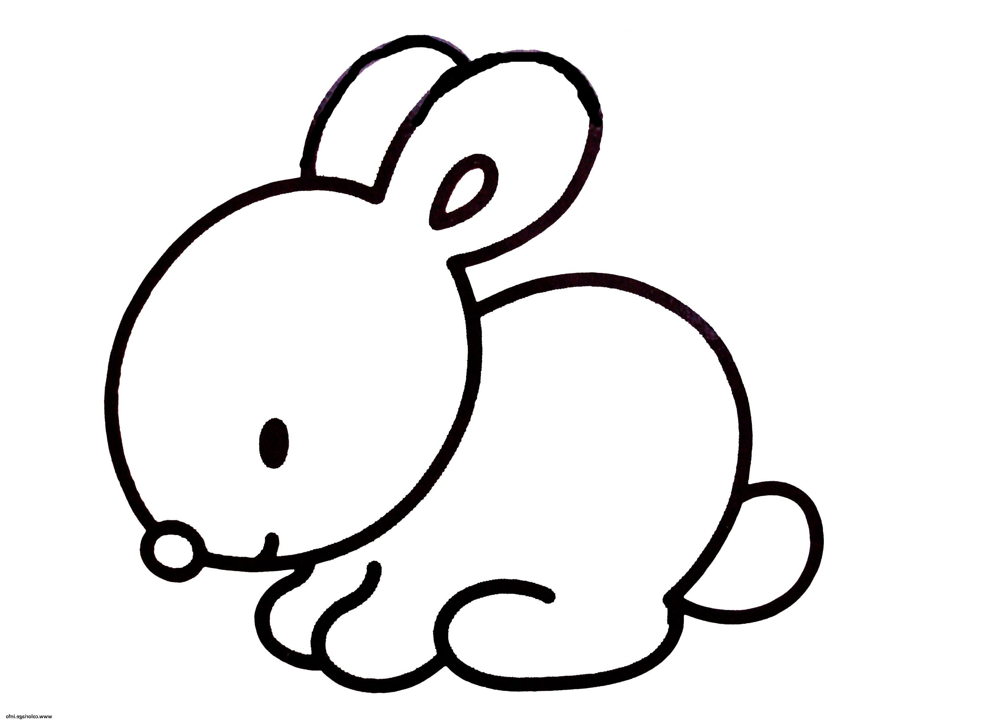 Dessin Facile Lapin Coloriage Dessin Lapindessin Character Art Fictional Characters