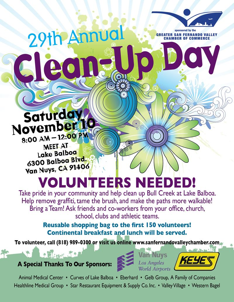 Neighborhood Clean Up Flyer Template Google Search