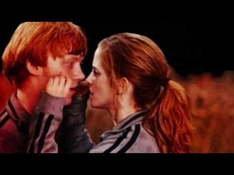 Ron And Hermione Through The Years Love Story Fix You Ron And Hermione Love Story Harry Potter Fantastic Beasts