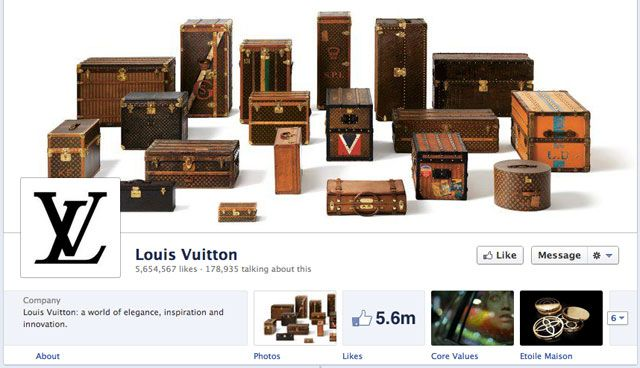 New Facebook timeline for pages the best 45 examples Facebook