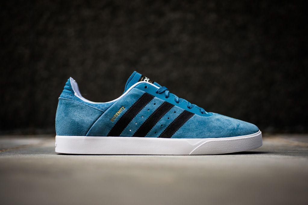 9bdd2f037dde adidas Skateboarding Busenitz ADV Stone Blue