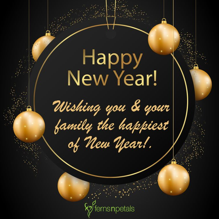 85+ Unique Happy New Year Quotes 2020, Wishes, Messages