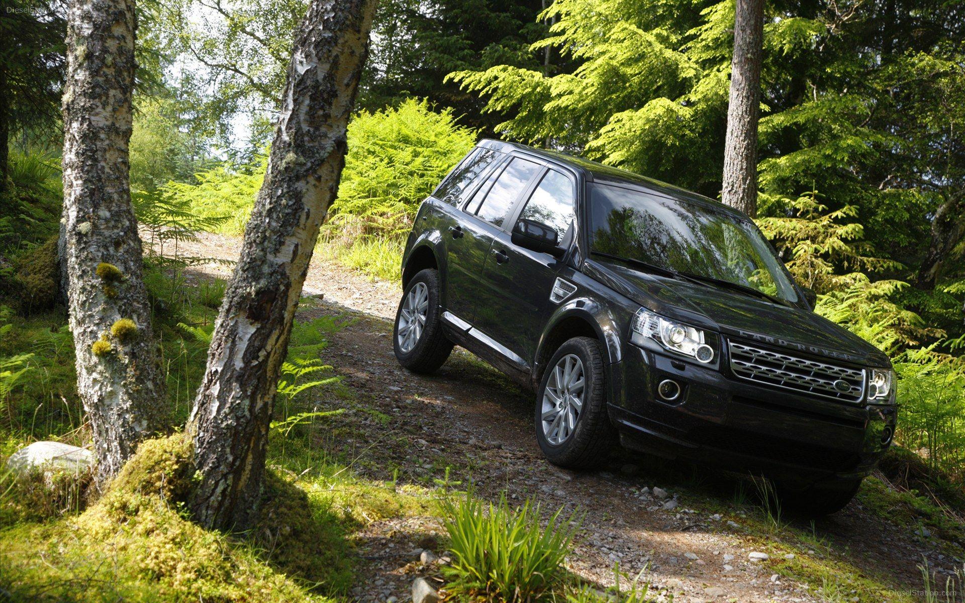 Land Rover Freelander 2013 Diesel